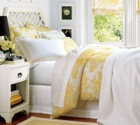 French Country Bedroom by Heather Van Veen (Bedding from ...