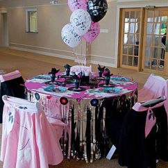 Black Chair Covers Party City Academy Sports Patio Chairs 17 Best Ideas About Sock Hop On Pinterest | Decorations, And 1950s
