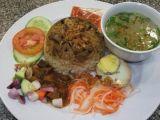 Resep Nasi Tim Ayam Jamur Spesial Yang Paling Enak Kalau