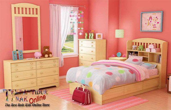 Tempat Tidur Anak  Tempat Tidur Anak Perempuan  Tempat Tidur Anak Lakilaki  Jual Tempat