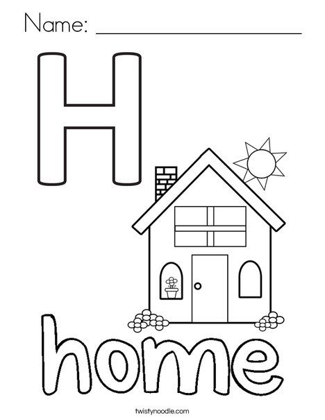 443 best images about Letter coloring pages, worksheets