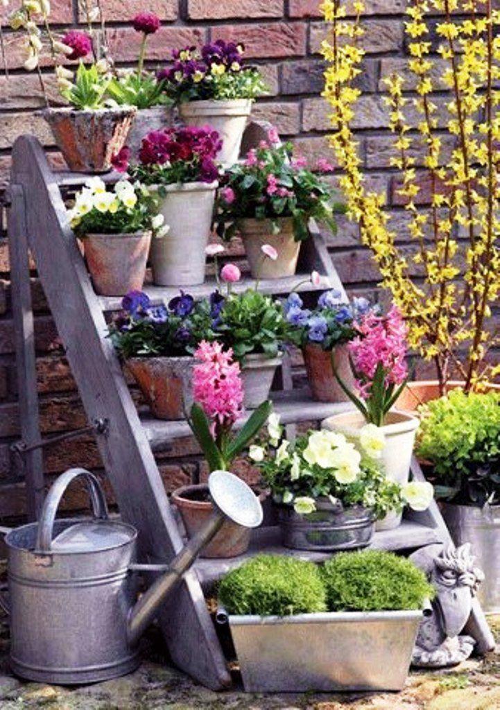 25 Best Ideas About Garden Shelves On Pinterest Terracotta Pots