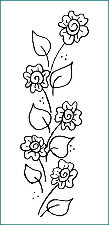 1000+ images about Embroidery / Flowers on Pinterest