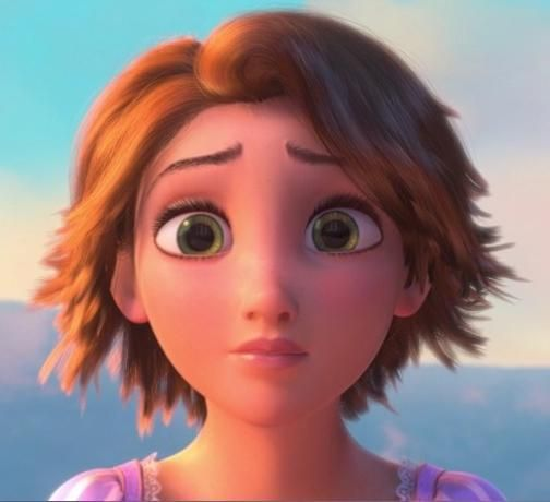 25 Best Ideas About Rapunzel Short Hair On Pinterest Rapunzel