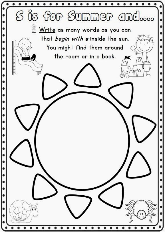 517 best Pre-K worksheets images on Pinterest