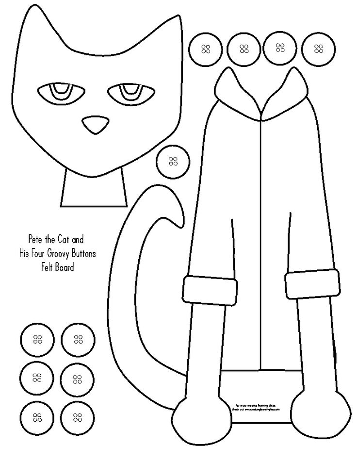 25+ best ideas about Pete the cat buttons on Pinterest
