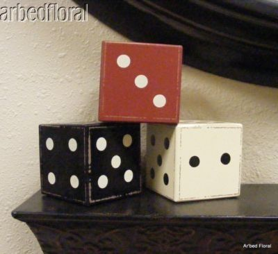 17 Best images about Dice on Pinterest  Shot glasses
