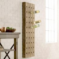 1000+ ideas about Wall Mounted Wine Racks on Pinterest ...