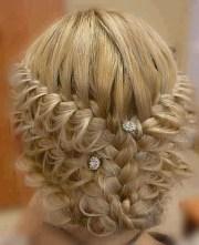 fancy braids hair styles