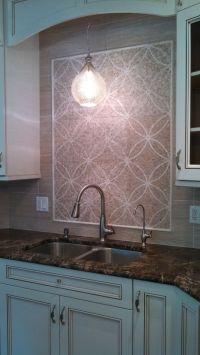 Kitchen Designer: Donna Triolo, Mid-America Tile, Elk ...