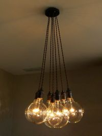 17 Best ideas about Edison Bulb Chandelier on Pinterest ...