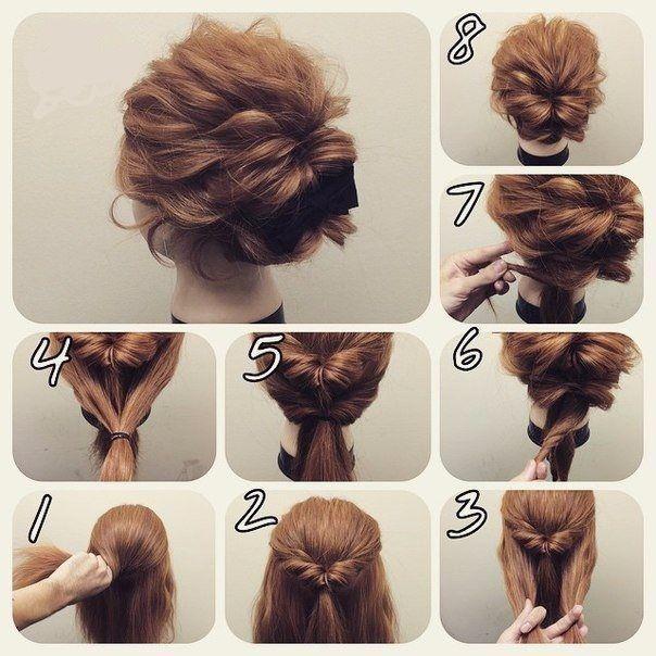 25 Best Ideas About Wedding Hairstyles Tutorial On Pinterest