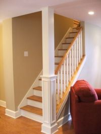 basement stair idea   For the Home   Pinterest   Cases ...