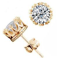 25+ best ideas about Diamond stud earrings on Pinterest ...