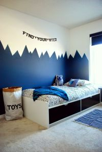 1000+ ideas about Boy Rooms on Pinterest | Boys bedroom ...