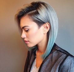 25 Best Ideas About Half Shaved Hairstyles On Pinterest Girls