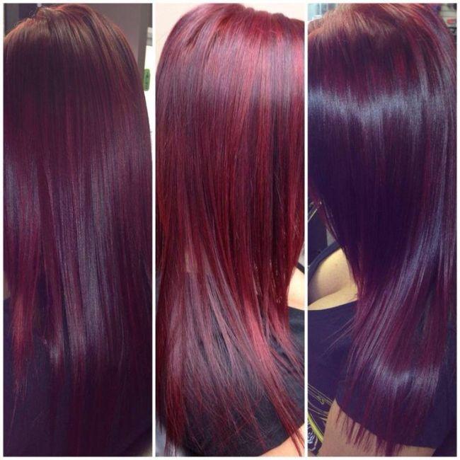 Red Violet Hair Color Schwarzkopf