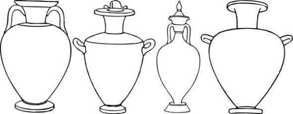 1000+ images about Art-Greek Urns on Pinterest