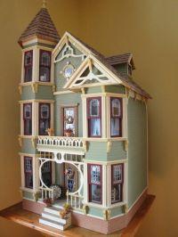 25+ best ideas about Victorian Dollhouse on Pinterest ...