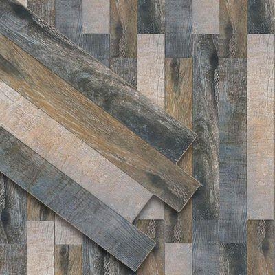 Trend Rustico 12x24 Interlocking Wood Porcelain Plank
