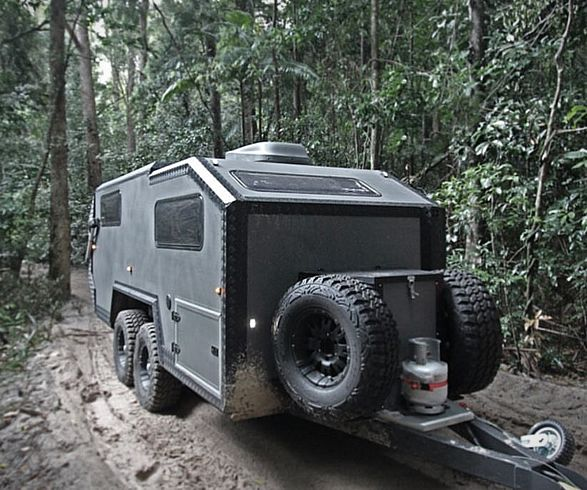 25 best ideas about Off road teardrop trailer on