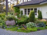 78 Best images about Corner lot landscaping ideas on ...