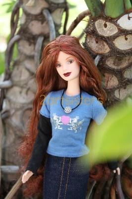 Barbie Dolls Breaking Dawn And Twilight On Pinterest