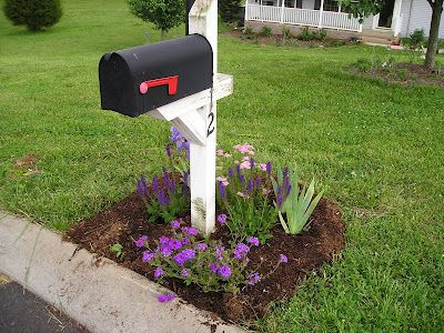 12 Best Images About Mailbox Gardens On Pinterest Gardens