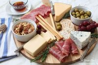Meat And Cheese Platter | www.imgkid.com - The Image Kid ...