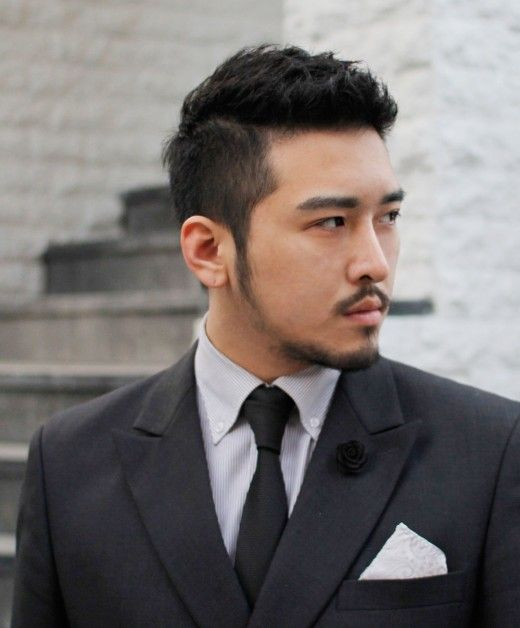 25 Best Ideas About Asian Men Hairstyles On Pinterest Asian Guy