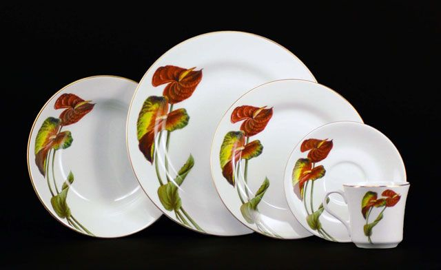 1000+ ideas about Tropical Dinnerware on Pinterest