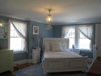 Guest room: diagonal bed placement | Home Sweet Home ...