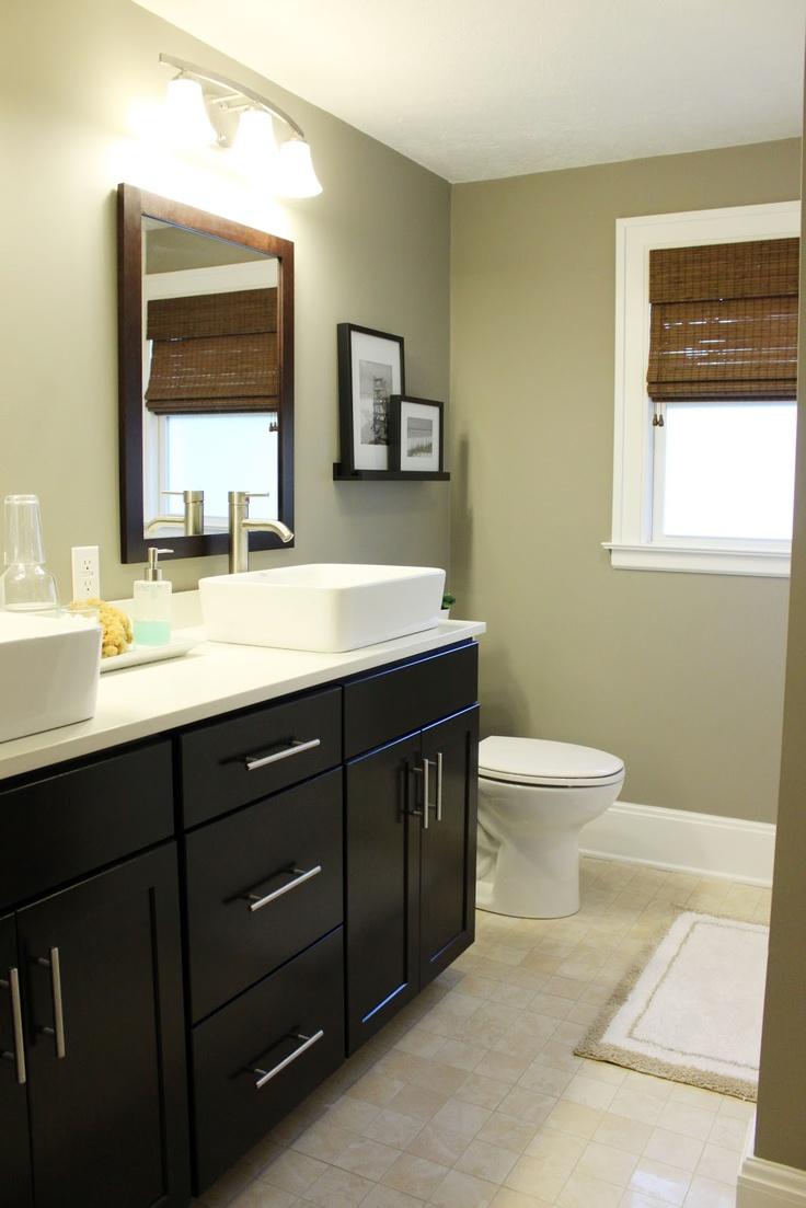 17 Best ideas about Small Bathroom Redo on Pinterest