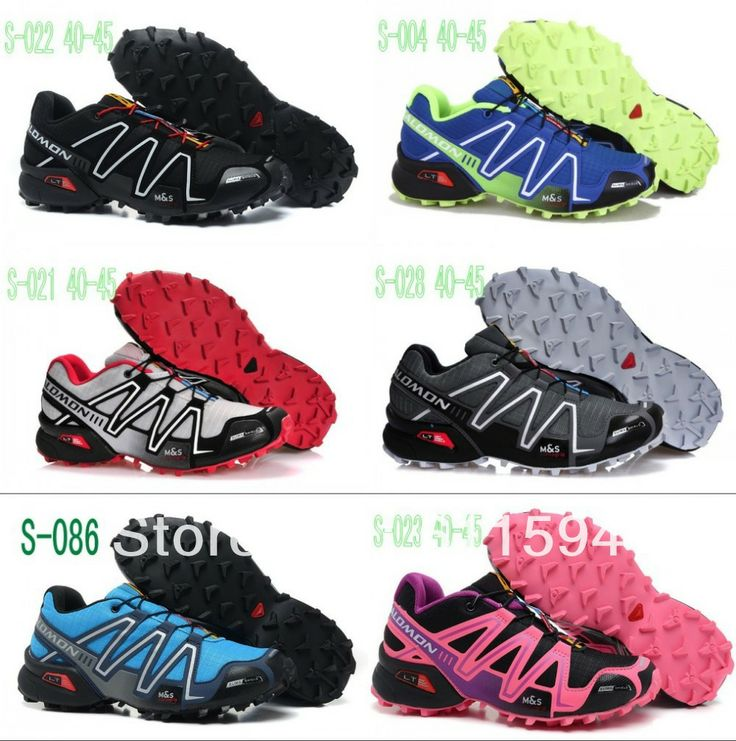 free shipping new salomon speedcross men and women athletic running shoes solomon tenis zapatillas hombres