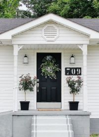 Best 25+ Front stoop ideas on Pinterest