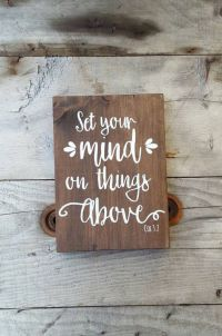 11 best images about Quotes on Pinterest | Wood signs ...