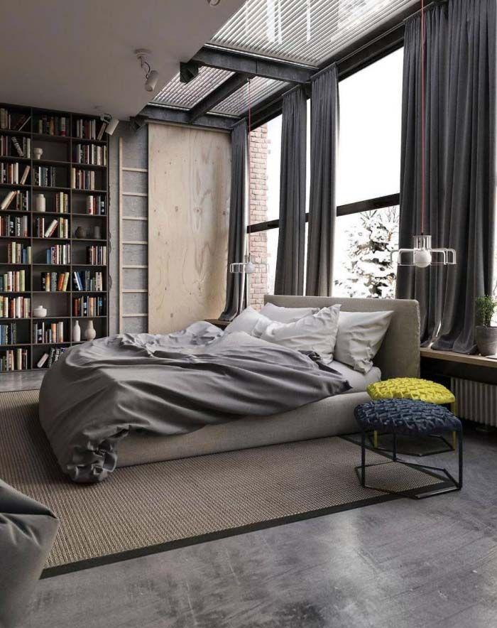 17 Best Ideas About Man's Bedroom On Pinterest  Men