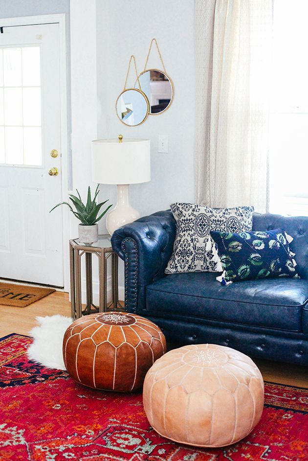 leather sectional sofa restoration hardware lounge 2 piece 25+ best ideas about blue couch on pinterest ...