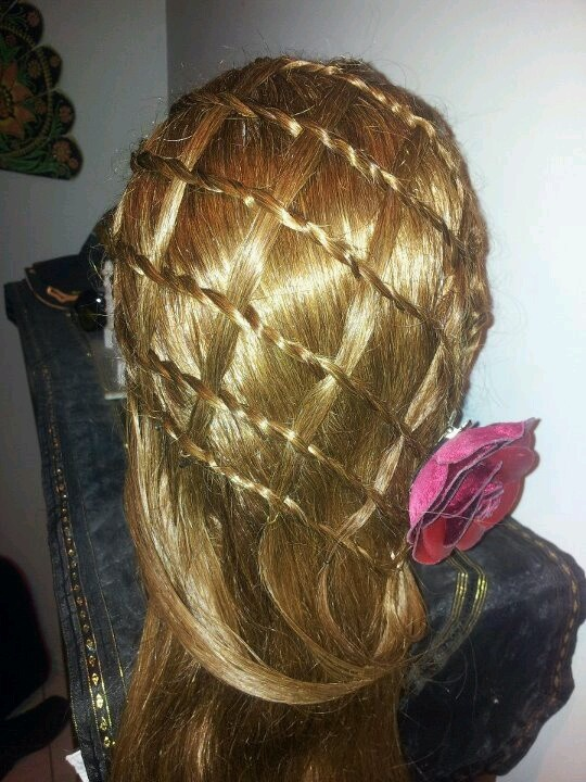 17 Best Images About Basket Weave And Netting On Pinterest