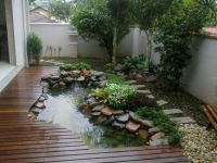 25+ Best Ideas about Small Backyard Ponds on Pinterest ...