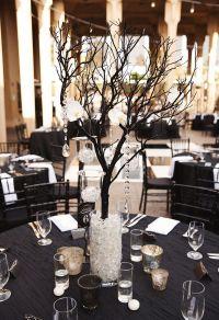 black tablecloth decorations | My Web Value