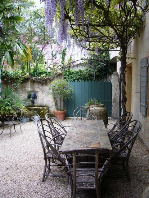 25 best ideas about French patio on Pinterest  Outdoor
