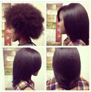 flat ironed natural hair http blackhair.cc 1jsy2ux