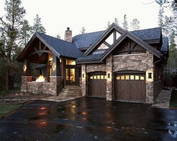 25 Best Ideas About Mountain Homes On Pinterest Mountain Houses