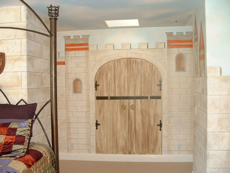 1000 Images About Castle Themed Playroom On Pinterest