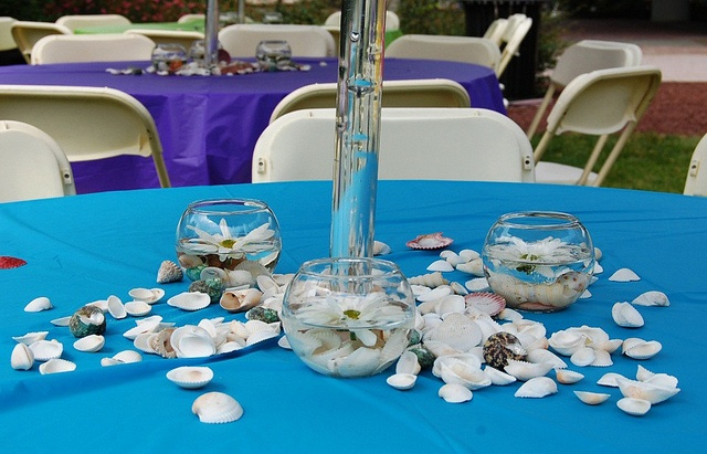 7 Best Images About Beach Theme Table Decorations On