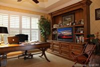 traditional-home-office-design idea | For the home ...
