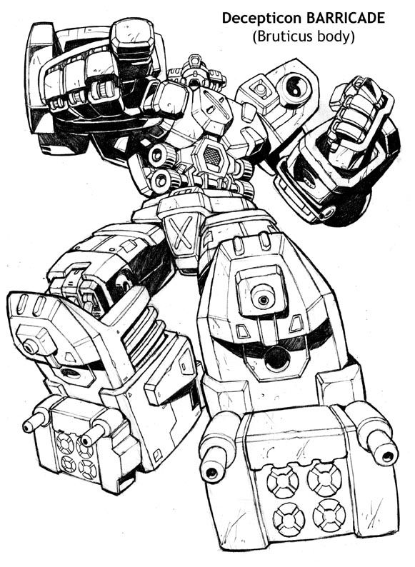 93 Best Images About Transformers Colouring Pages