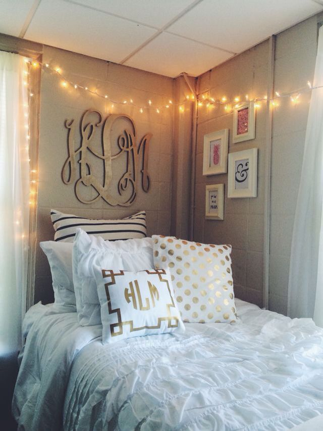 17 Best ideas about College Bedrooms on Pinterest