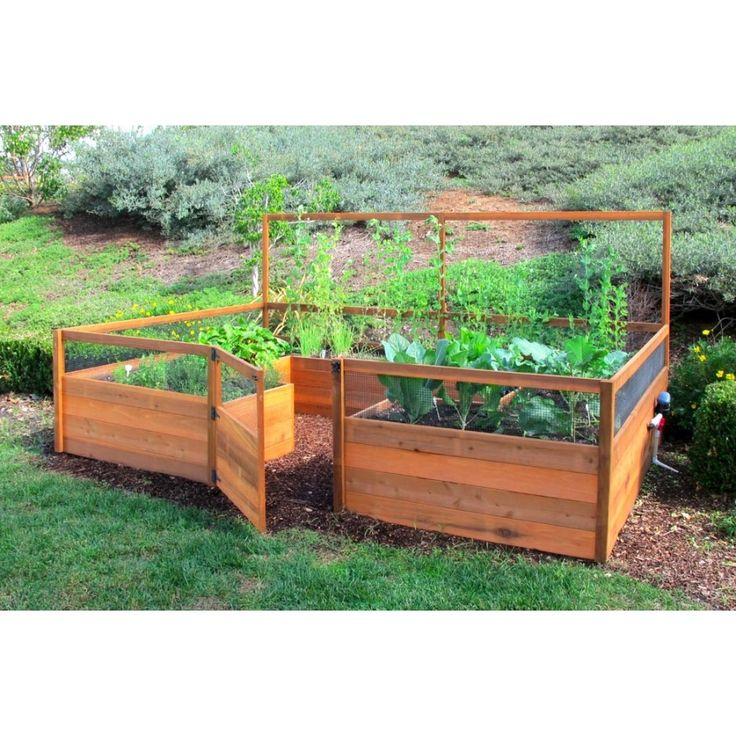 25 Best Ideas About Raised Garden Bed Design On Pinterest